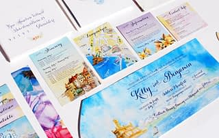 Featured Image bi lingual wedding invitation german and english
