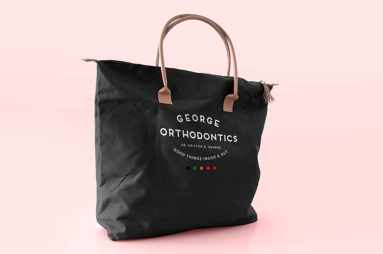 Tote Bag for George Orthodontics
