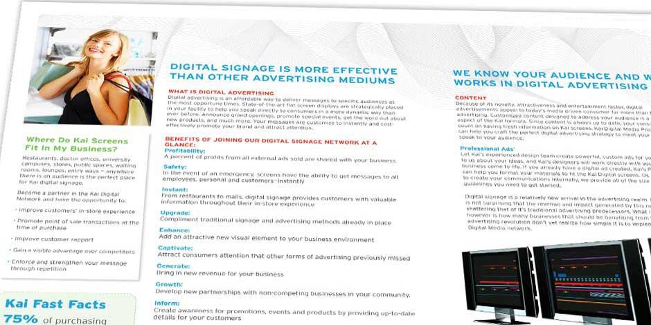 Louisville Kai Digital Sellsheet