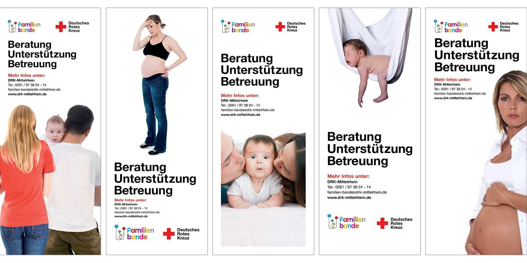 Branding for DRK Familien Bande Plaket Poster Billboards.jpg