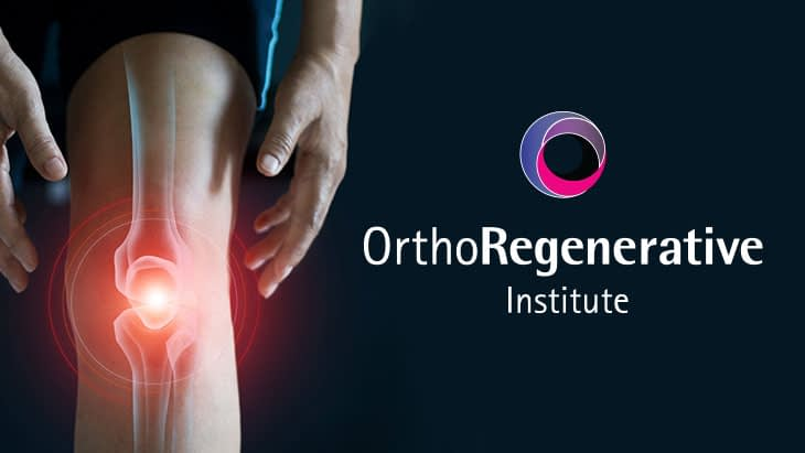 OrthoRegenerative Institute Brand Collateral by Gold Creative Design in Louisville, KY Featured Image