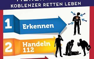 Featured Image German Red Cross Herzinfarkt heart attach campaign