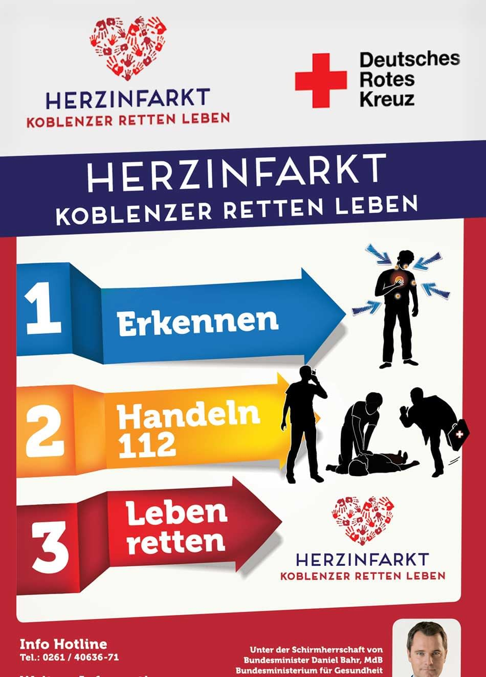 Featured Image German Red Cross Herzinfarkt heart attach campaign