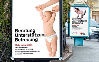 Bus Stop Billboard Design by Kelly Gold Featured Image