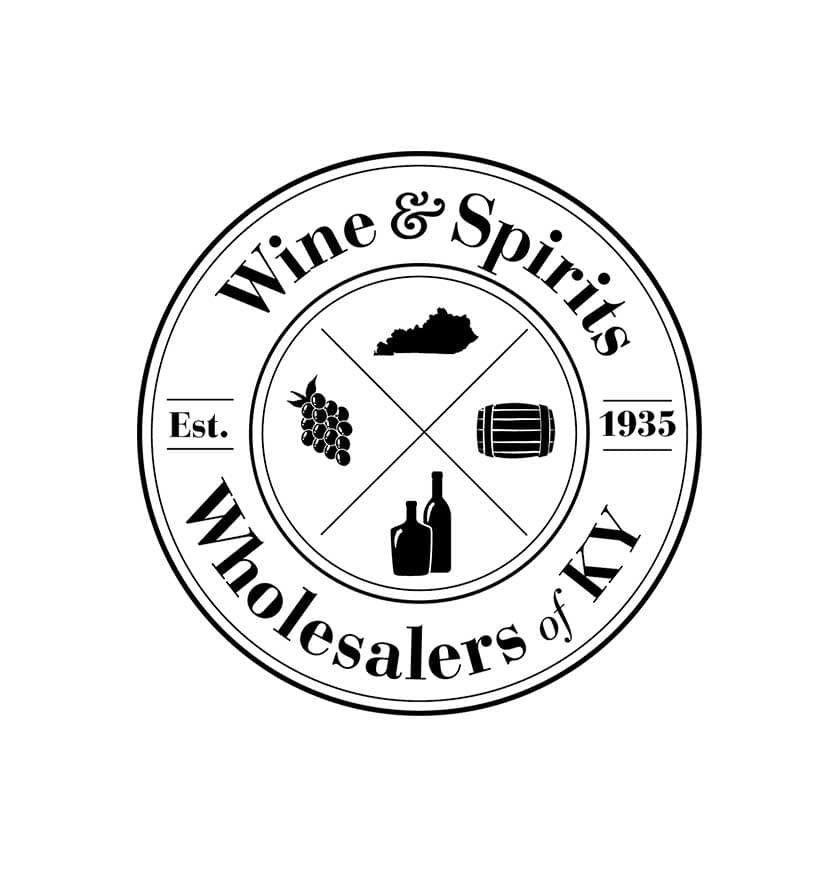 Wine and Spirits Wholesalers of KY Logo Design - Featured Image